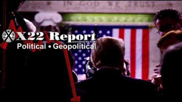 X 22 Report  Ep. 2579b - It Has Just Begun, First Indictment Sets The Stage, First Arrest Confirms Direction, [9]